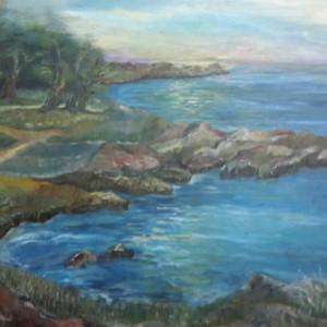 ציור קו הים